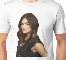 Lucy Hale/ Aria Montgomery Unisex T-Shirt