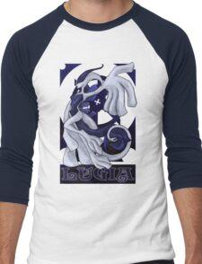 Rule 63: Lugia Men's Baseball ¾ T-Shirt