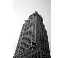 Chrysler Heights Photographic Print