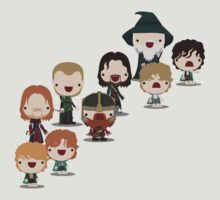 The Fellowship of the Ring by steppuki