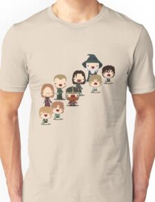 The Fellowship of the Ring Unisex T-Shirt