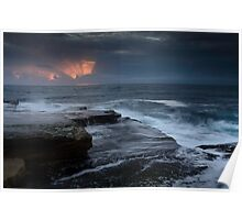 Maroubra Ray Poster