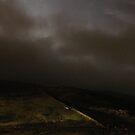 Towards Burnt Hill from Chunal by Mark Smitham
