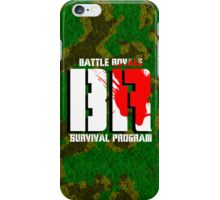 Battle Royale Logo iPhone Case/Skin