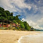 Hat Sai Khao (White Sands Beach) - Ko Chang, Thailand by Karl Willson