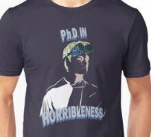 Proof of Horribleness Unisex T-Shirt