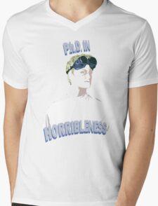 Proof of Horribleness Mens V-Neck T-Shirt