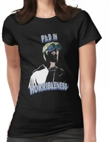 Proof of Horribleness Womens Fitted T-Shirt