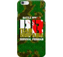 Team Kiriyama (Battle Royale) iPhone Case/Skin