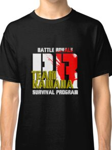 Team Kawada (Battle Royale) Classic T-Shirt