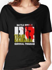 Team Kawada (Battle Royale) Women's Relaxed Fit T-Shirt