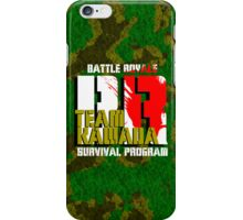 Team Kawada (Battle Royale) iPhone Case/Skin