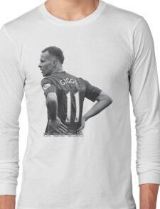 The Welsh Wizard Ryan Giggs Long Sleeve T-Shirt