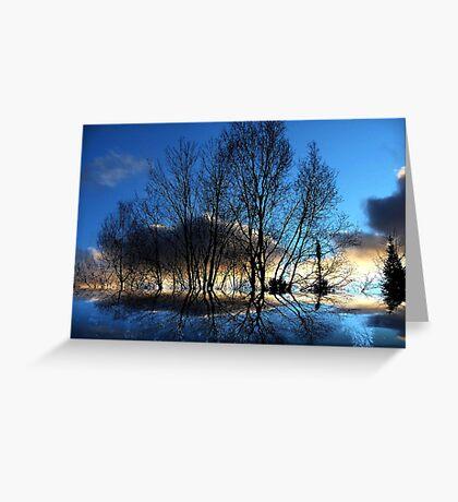 Serenity ! Greeting Card