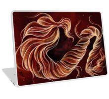 Ribbons of Flame Laptop Skin
