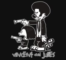 Vincent and Julles T-Shirt