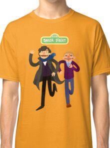 Puppety Sherlock and John Classic T-Shirt