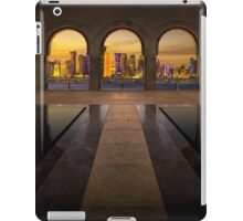 Archway to Doha iPad Case/Skin