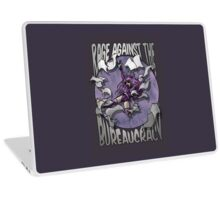 Rage against the Bureaucracy Laptop Skin