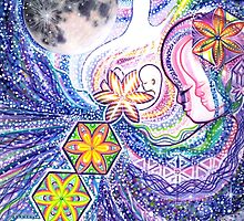 Indigo Dreaming by Hayley Mawson Roberts