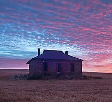 Burra Ruin, at Dawn  by pablosvista2