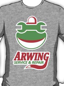 ARWING SERVICE & REPAIR T-Shirt