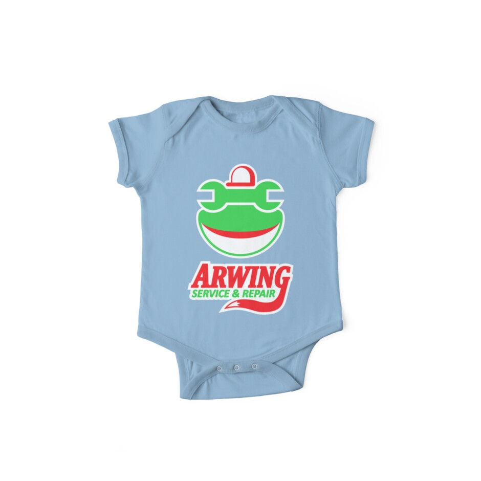 ARWING SERVICE & REPAIR by DREWWISE
