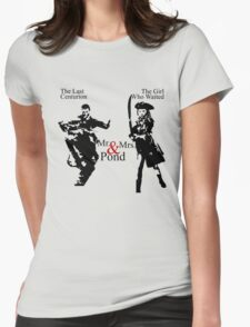 Mr. & Mrs. Pond - Doctor Who T-Shirt
