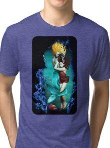 Deep Tri-blend T-Shirt