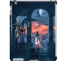The Offering blue version iPad Case/Skin
