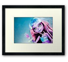 Monster High Fashion Framed Print