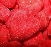 Marshmellow Heart treats for those sweet tooths out there...Happy V Day! by PatChristensen