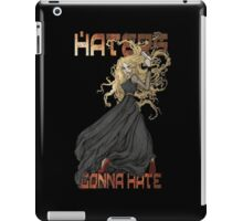 River Song: Haters Gonna Hate iPad Case/Skin