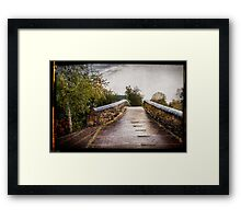 Hockley Port Moorings Framed Print