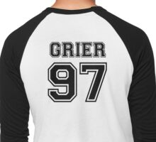 Grier 97 Nash grier black Men's Baseball ¾ T-Shirt
