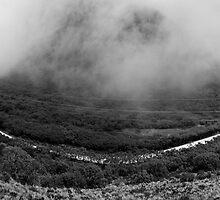 Cuenca Pass Pano by ALencalada