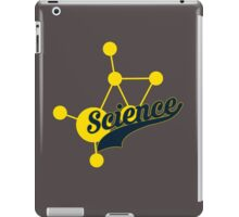 science bitch iPad Case/Skin