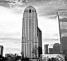 Panoramic Downtown by Scott Mitchell