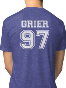 Grier 97 Nash grier white Tri-blend T-Shirt