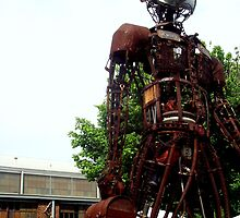 Rusty Mechanism  by vintagedaisy