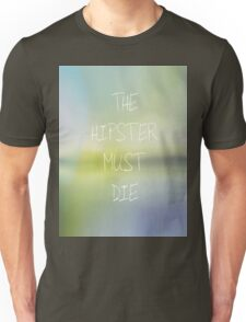 hipster quote background Unisex T-Shirt