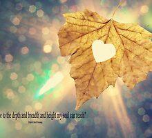 I Love Thee by Carol Knudsen