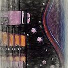 Jazz Sketch by Steve Walser