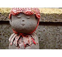 Baby Statue 2 Photographic Print