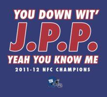 YOU DOWN WIT JPP? by mdoydora
