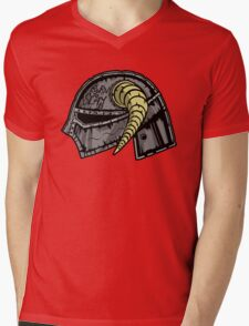 Fus Metal Jacket Mens V-Neck T-Shirt