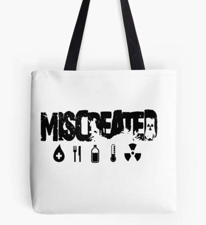 Miscreated Design 2 White (Official) Tote Bag