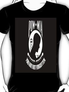 POW/MIA Flag T-Shirt