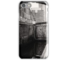 Beneath Livery Street iPhone Case/Skin