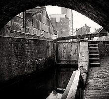Beneath Livery Street by derekcooper